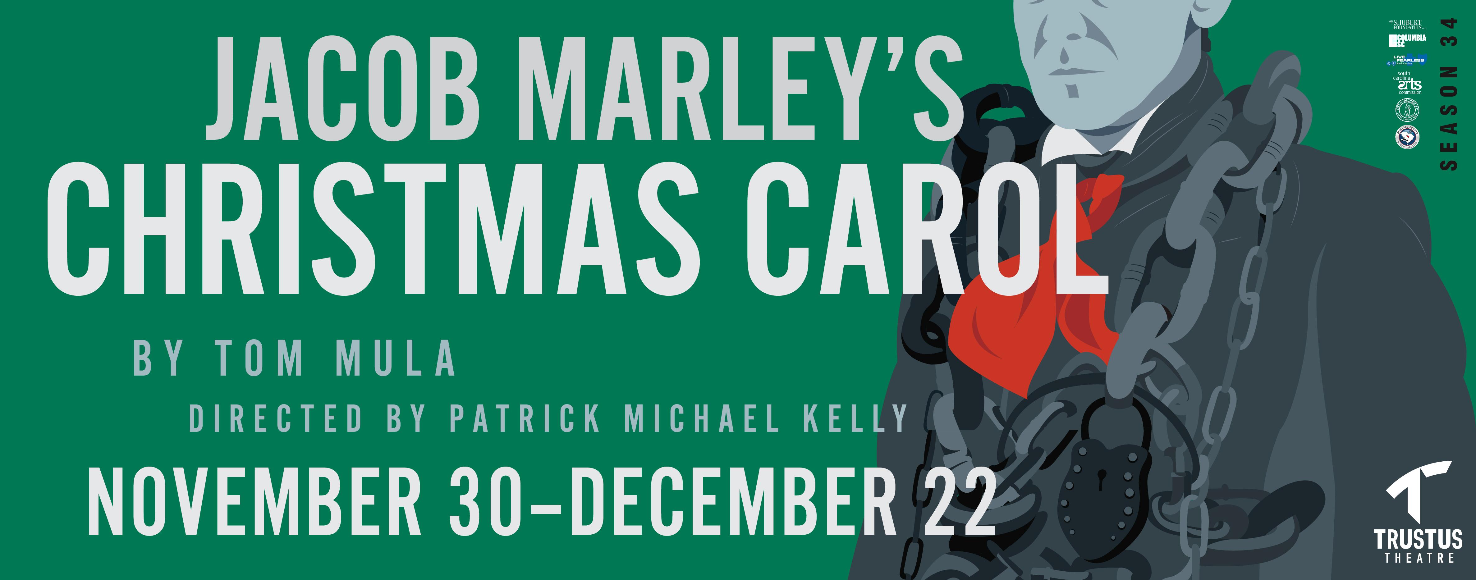 Jacob Marley Christmas Carol.Upcoming Events Jacob Marley S Christmas Carol Trustus